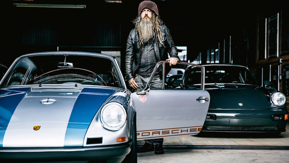 MAGNUS WALKER: L'HOMME, LA PASSION, LA COLLECTION