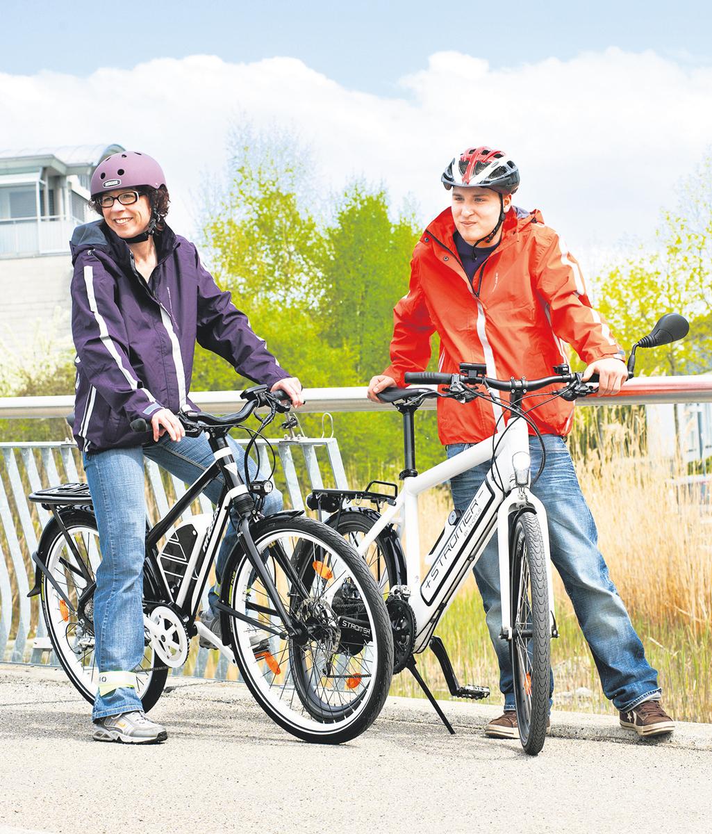 Les e-bikes à 45 km/h, pas de simples cycles