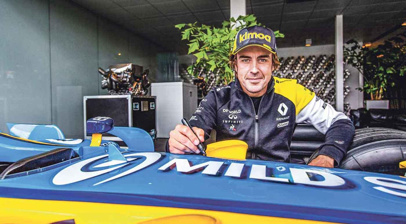 Alonso, un retour en questions