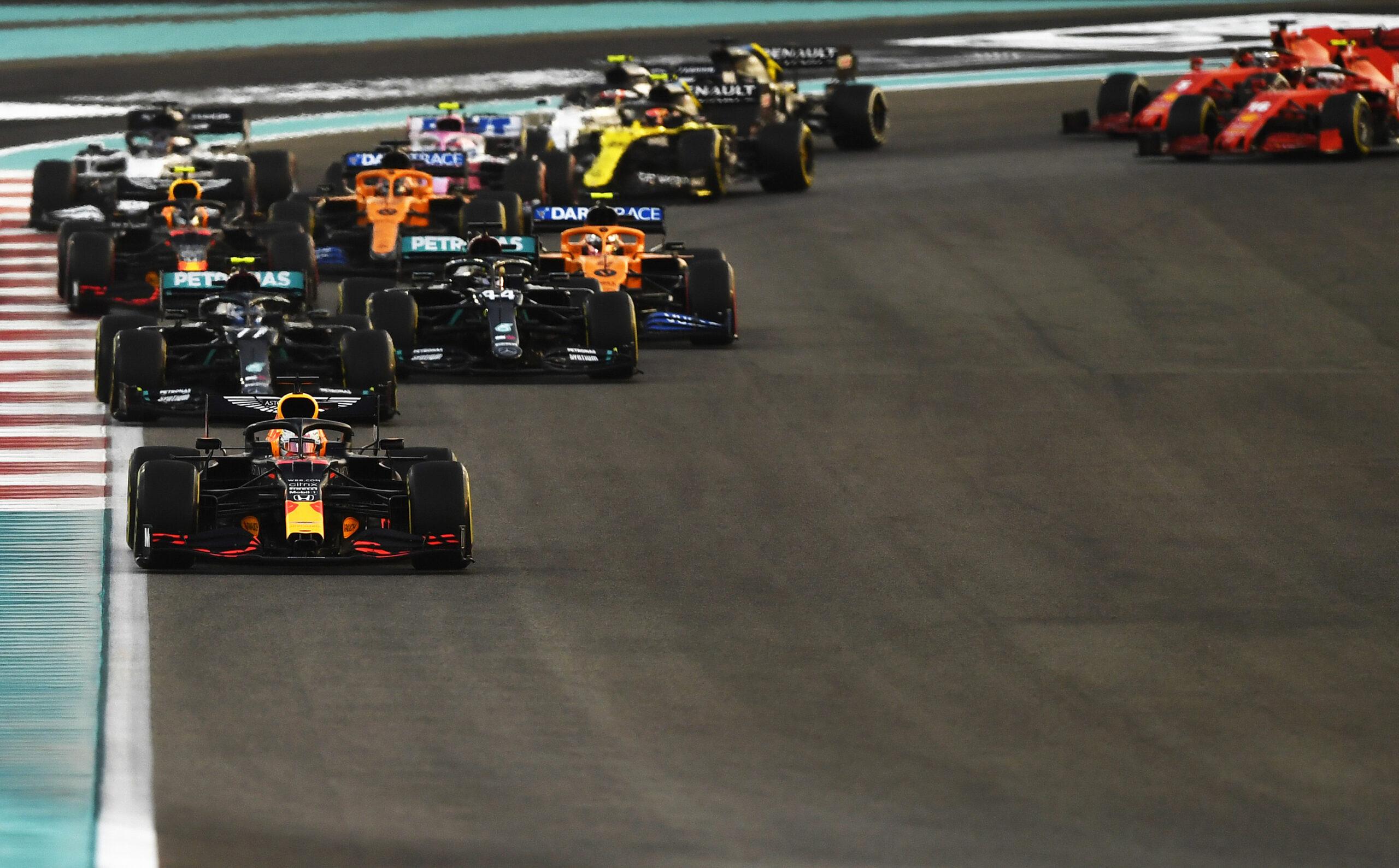 Vettel, Ricciardo, Sainz, adieux et au revoir