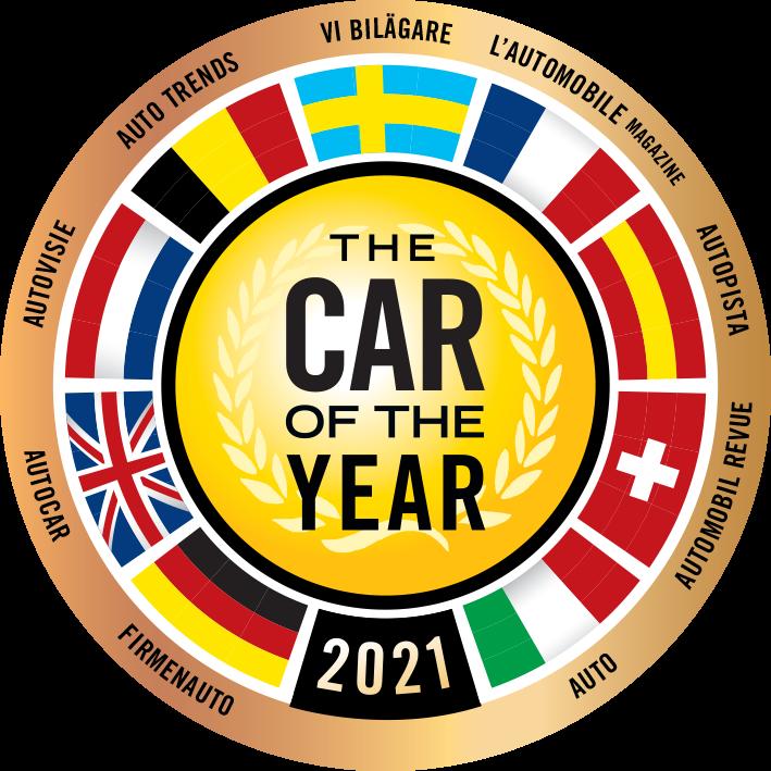 """""""The Car of The Year 2021"""": Quelle est votre préférée?"""