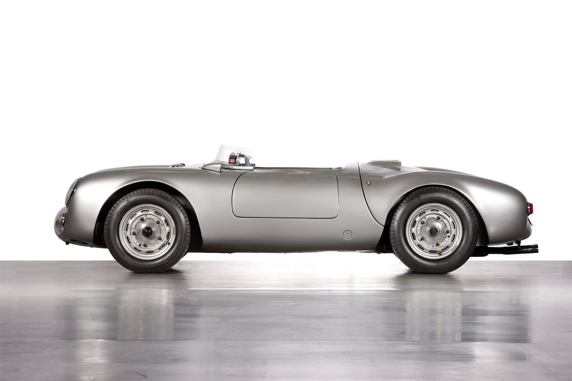 25 ans de la Porsche Boxster: les balbutiements